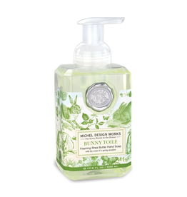 Michel Design Works - Bunny Toile Foaming Hand Soap