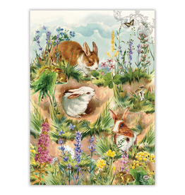 Michel Design Works - Bunny Hollow Kitchen Towel
