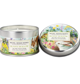 Michel Design Works - Bunny Hollow Travel Candle