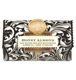 Michel Design Works - Honey Almond Large Bath Soap Bar