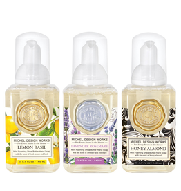 Michel Design Works - Mini Foaming Hand Soap Set
