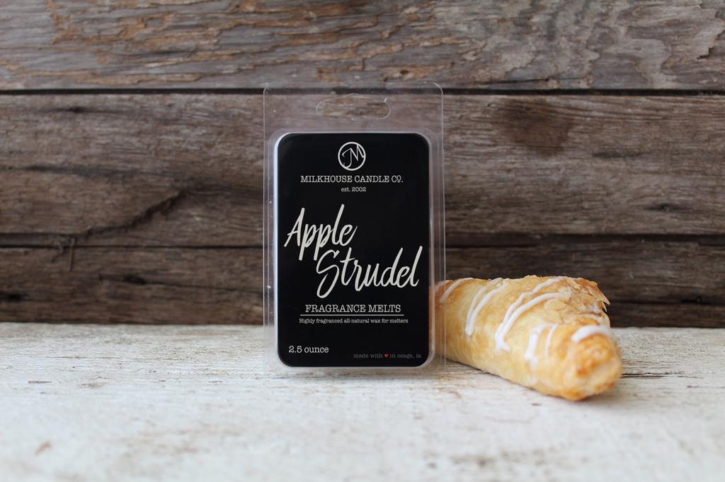 5.5 oz Fragrance Melt:  Apple Strudel