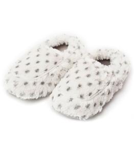 Snowy Warmies Slippers