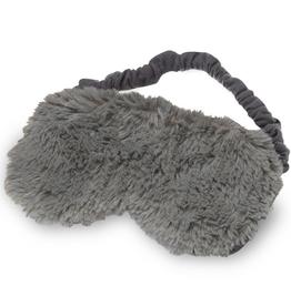 Warmies® Plush Eye Mask Gray