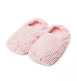 Warmies® Spa Therapy Slippers Pink<br /> Warmies® Spa Therapy Slippers Pink