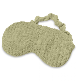 Warmies® Spa Therapy Eye Mask Green