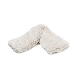 Warmies® Plush Neck Wrap Cream