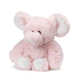 "Warmies® 9"" Junior Pink Elephant"