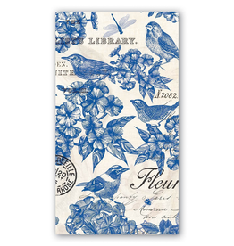 Michel Design Works - Indigo Cotton Hostess Napkin