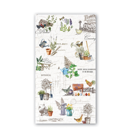 Michel Design Works - Country Life Hostess Napkins