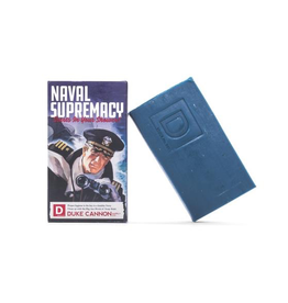 Duke Cannon WW2 Big Ass Brick of Soap - Naval Supremacy (Blue)