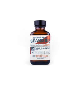 Duke Cannon Big Bourbon Beard Oil