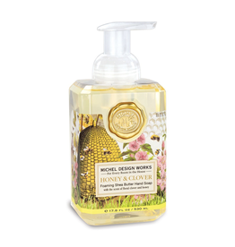 Michel Design Works - Honey & Clover Foaming Hand Soap