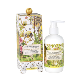 Michel Design Works - Honey & Clover Hand & Body Lotion
