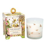 Michel Design Works - Honey & Clover Soy Wax Candle
