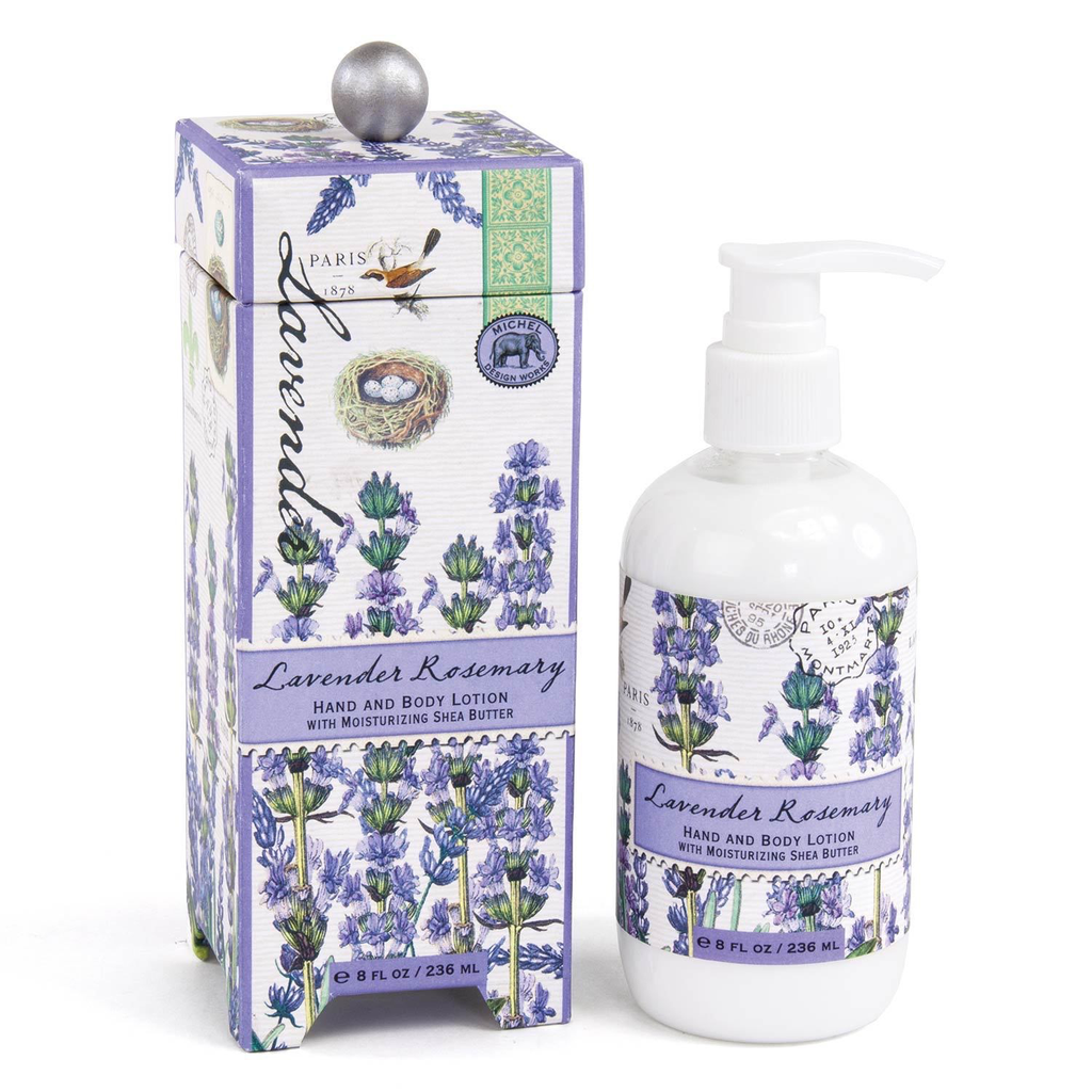 Michel Design Works - Hand & Body Lotion/Lavender Rosemary