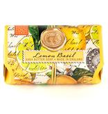 Michel Design Works - Lemon Basil Bath Soap Bar