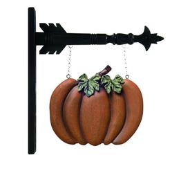 Resin Mustard Pumpkin Arrow Replacement