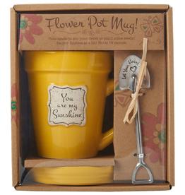 Flower Pot Mug/Sunshine
