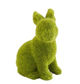 4.5 Inch Mossy Sitting Bunny
