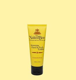 The Naked Bee - Coconut & Honey Hand & Body Lotion 2.25 oz