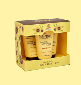 The Naked Bee - Hand and Body Lotion Gift Set