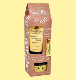 The Naked Bee - Coconut and Honey Gift Collection