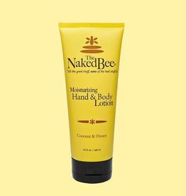 The Naked Bee - Coconut & Honey Hand & Body Lotion 6.7 oz