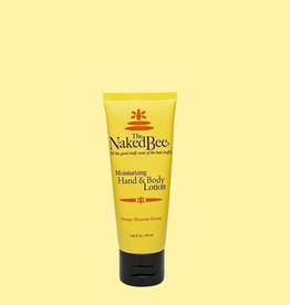 The Naked Bee - Orange Blossom Honey Hand & Body Lotion 2.25 oz.
