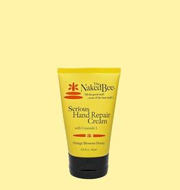 The Naked Bee - Serious Hand Repair Cream Orange Blossom Honey