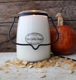Butter Jar 22 oz:  Brown Butter Pumpkin