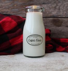 Milk Bottle:  Cabin Fever
