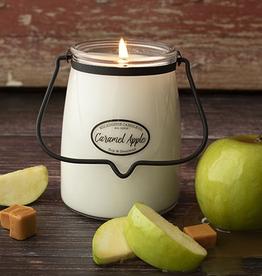 Butter Jar 22 oz:  Caramel Apple
