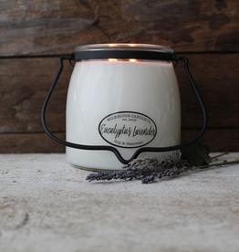 Butter Jar 16 oz:  Eucalyptus Lavender