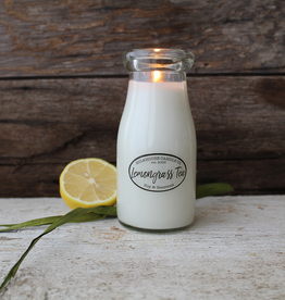 Milk Bottle:  Lemongrass Tea