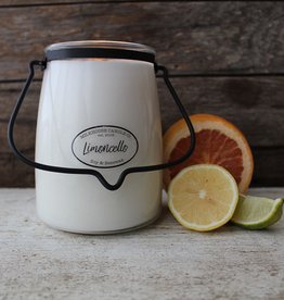 Butter Jar 22 oz:  Limoncello