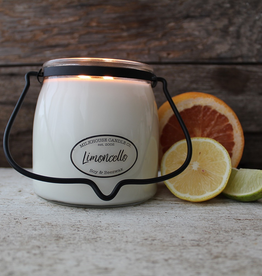 Butter Jar 16 oz:  Limoncello