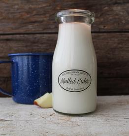 Milk Bottle:  Mulled Cider