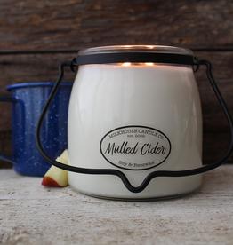Butter Jar 16 oz:  Mulled Cider