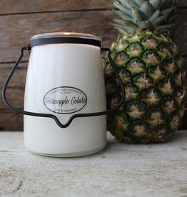 Butter Jar 22 oz:  Pineapple Gelato