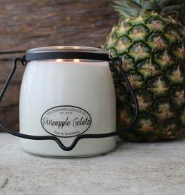 Butter Jar 16 oz:  Pineapple Gelato