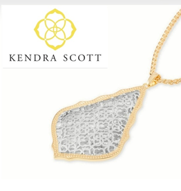 Kendra Scott - Aiden Necklace in Silver & Gold