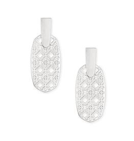 Kendra Scott - Aragon Earrings in Silver