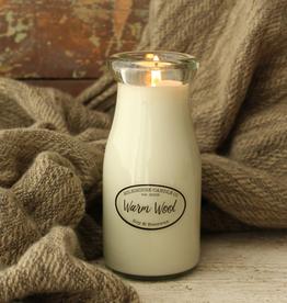 Milk Bottle:  Warm Wool