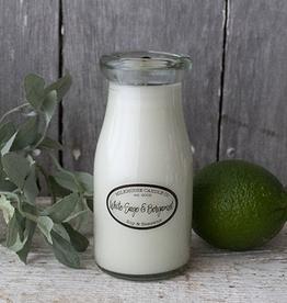 Milk Bottle: White Sage & Bergamot