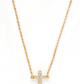 Spartina 449 -  Have Faith Necklace