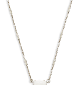 Kendra Scott Fern Necklace BSV Metal