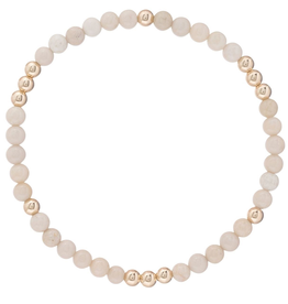 enewton Worthy Pattern 4mm Bead Bracelet - Labradorite - Blessing Large