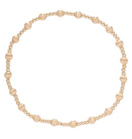 enewton Dignity Sincerity Pattern 4mm Bead Bracelet