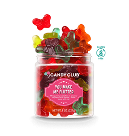 Food Candy Club You Make Me Flutter